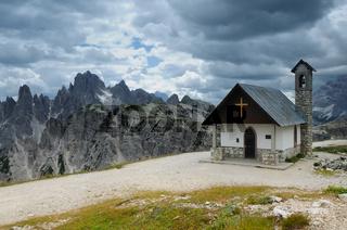 Dolomitenkapelle