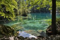 swiss lake Blausee 2