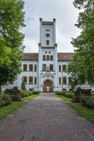 Aurich Castle, Aurich, East Frisia, Lower Saxony, Germany