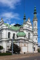 Church of the Holiest Savior in Warsaw