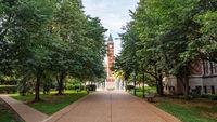 Saint Louis University Campus - ST. LOUIS, USA - JUNE 19, 2019