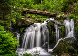triberg waterfall, triberg, Schwarzwald, germany