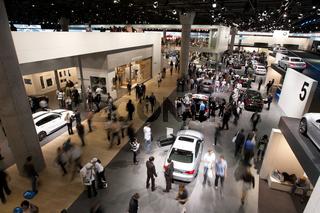 BMW Messestand auf der 64. IAA