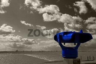 Blick nach Holland