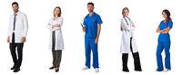 Doctors set on white