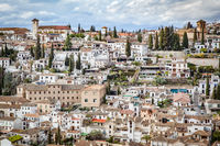 Old town of Granada