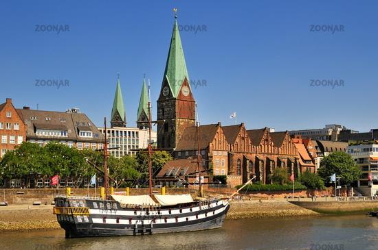 Bremen Historic Town Center