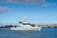 Danish Navy Ship P520