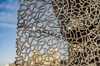 The MuCEM museum at Marseille