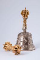Tibet Brass Bell.