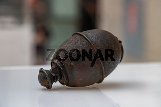 World War 2 Grenade