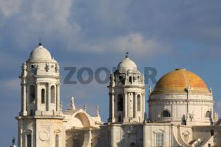 Die Cadiz Kathedrale. Andalusien