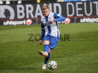 Sebastian Jakubiak  1.FC Magdeburg DFB 3.Liga Saison 2020-21