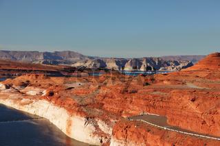 The Colorado River in California