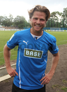 Paul Janke (Bachelor 2012) Benefizspiel zugunsten Robert Enke Stiftung 23.6.13 Hannover