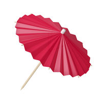 Umbrella for cocktails