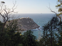 Last glimpse of the Lighthouse - Wilsons Promontory
