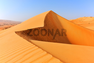 Wüste Wahiba Sands