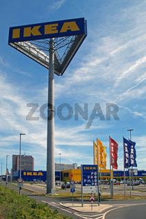 IKEA Filiale Berlin / IKEA branch Berlin