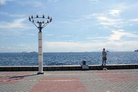 Lonely fishman