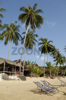 Maenam Beach on Ko Samui