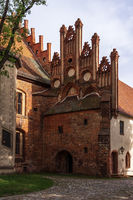 Zinna Abbey (Kloster Zinna) is a former Cistercian monastery, Jueterbog in Brandenburg, Germany.
