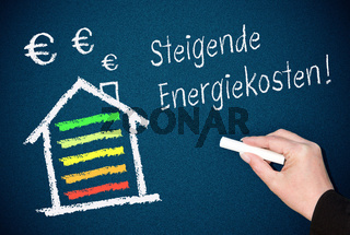 Steigende Energiekosten
