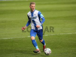 Dominik Ernst 1.FC Magdeburg DFB 3.Liga Saison 2020-21