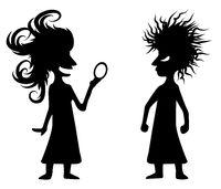 Hairstyle Envy Cartoon