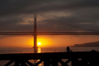 Fishermen in Lisbon
