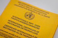 International Certificate of Vaccination - Corona vaccination pass