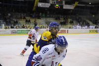 icehockey game action