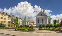 Church of the Resurrection in Zolochiv, Ukraine