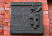 Cologne-Kalk, Lilienthalstr., Nikolaus-Gross-House, NRW, Rhineland, Germany
