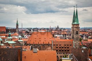 Old Town in Nuremberg
