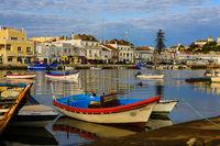 boots in tavira, portugal