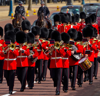 Grenadier Guards London