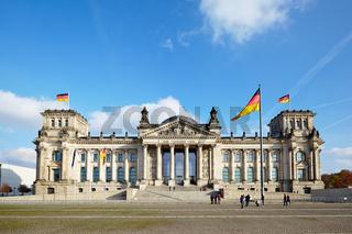 Reichstag - Berlin