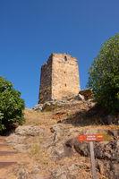 Penas Roías castle