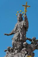 Statue of Saint Johannes Nepomuk