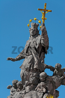 Statue Johannes Nepomuk, Breslau