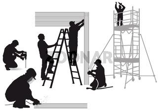 Stahlbau und Schlosser