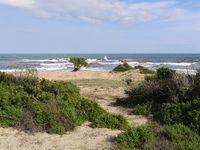 The beach La Spiaggetta at the westcoast of Sardinia