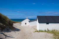 Stenbjerg is a fishing village on the former island of Thy in the northwest of Jutland, Denmark.