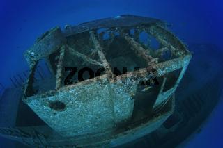 Schiffswrack vor Lanzarote