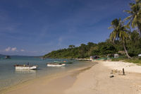 Tropical beach,near Giang Dau,on,the islandof,Phu Quoc,Vietnam