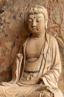 Statue of Maiji Mountain Grottoes