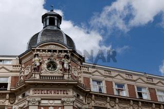 Doelen Hotel in Amsterdam