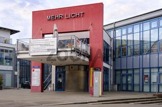 Zentrum fuer Information und Bildung und Zentrum für Internationale Lichtkunst, Unna