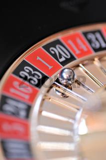 Roulette Zahl 1